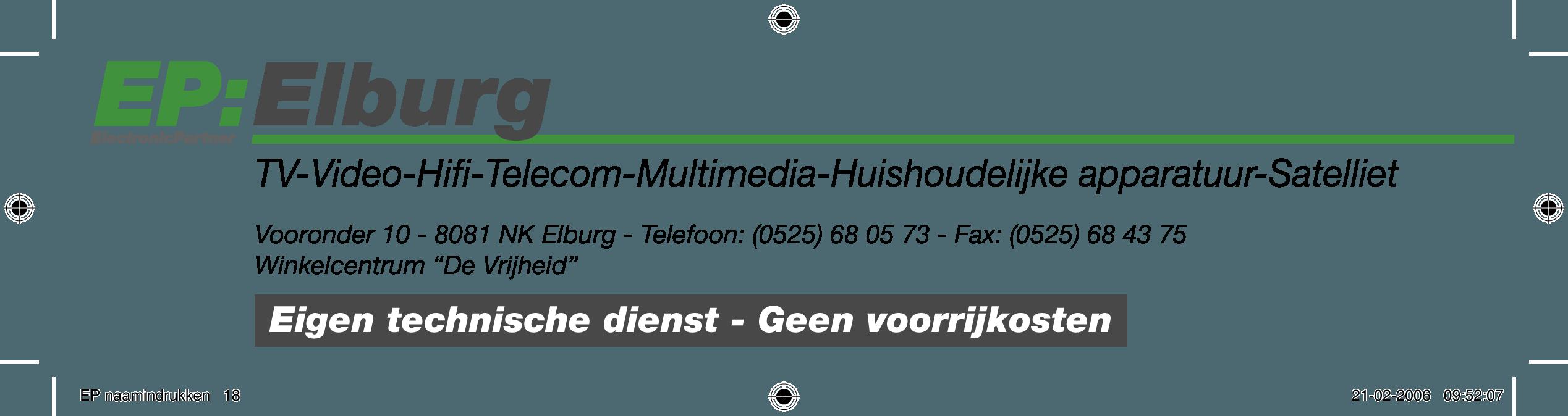 EP Elburg