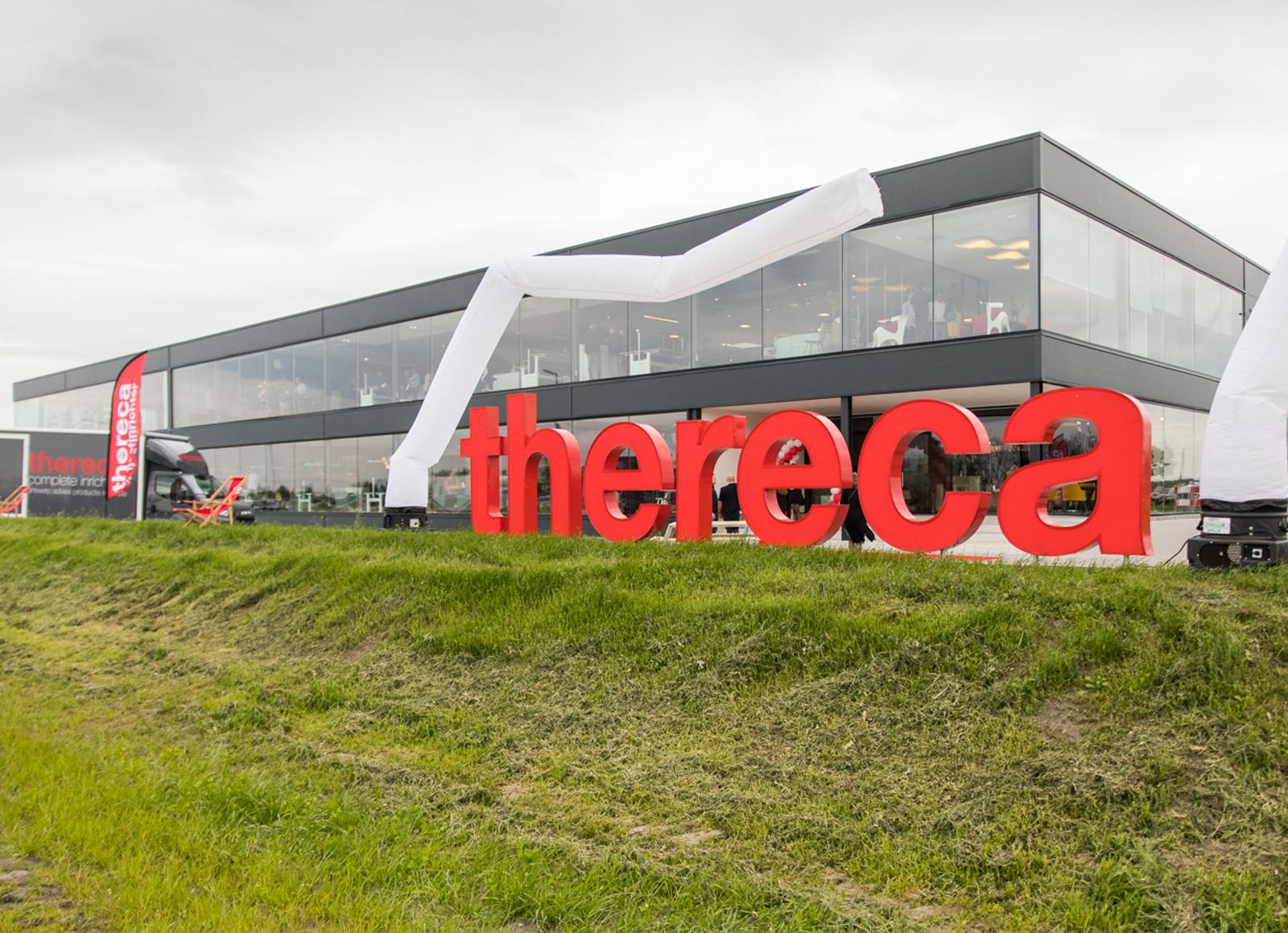 Thereca - Businessclub NV - pand Thereca