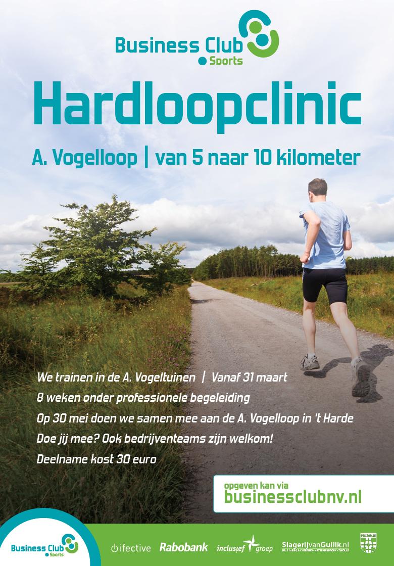 Hardloopclinic 2020