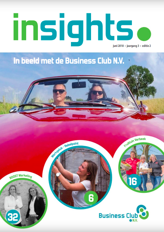 Cover Insights juni 18