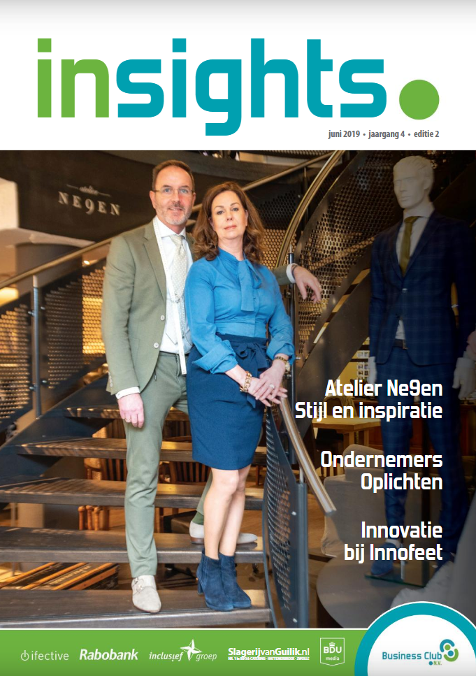 Cover Insights juni 2019